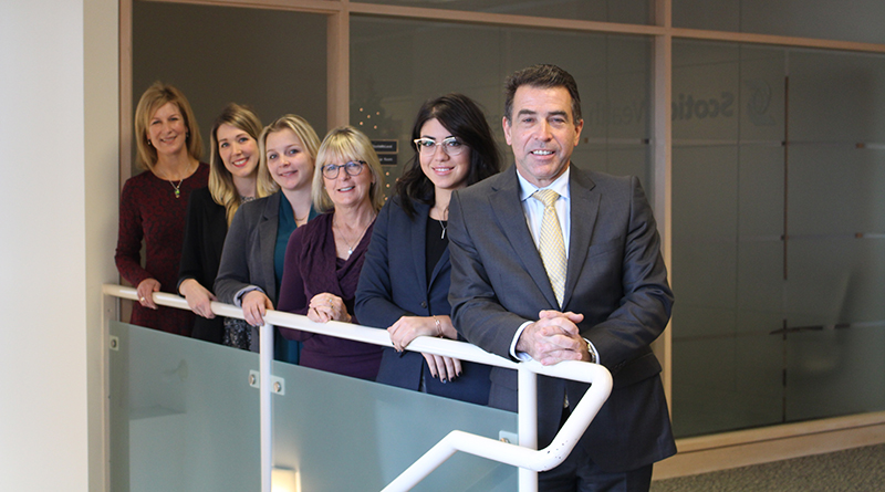 The Pyle Group in office