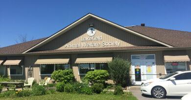 Lakefield Animal Welfare Society building