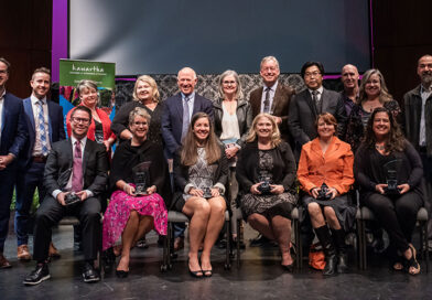Sally Harding Named Kawartha Chamber Citizen of the Year