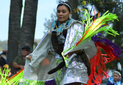 Pow Wow Celebrating Our First Nations