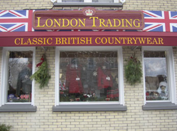 Have You Been to the British Shop in Bobcaygeon?
