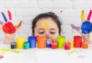 Kids Corner: Snow Paint