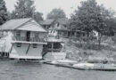 Off to the Cottage, in the Past