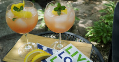 Just in time for the weekend – Summer  Drink Daze
