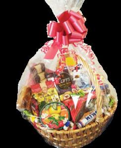 euro delight basket
