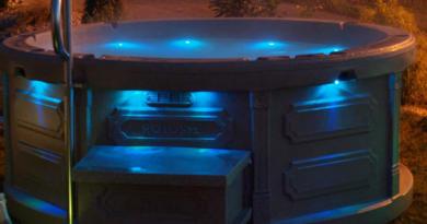 roto spa hot tub