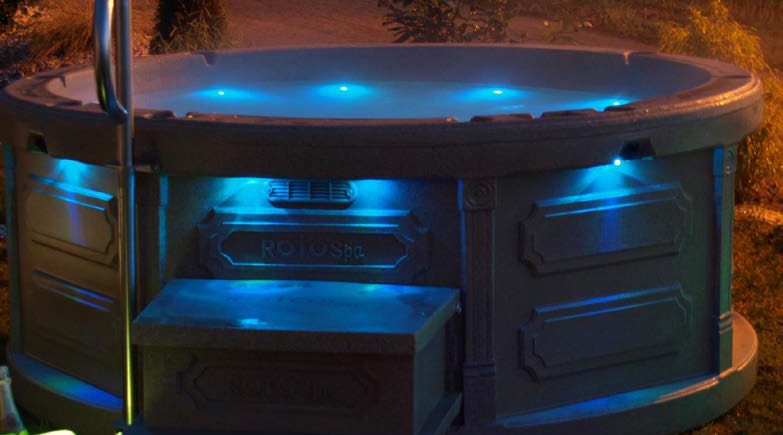 roto spa hot tub