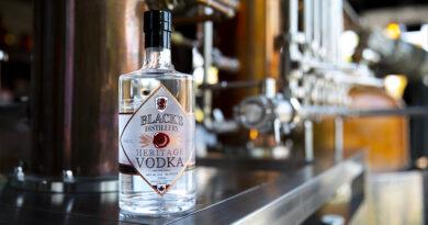 The Spirit of Black's Distillery