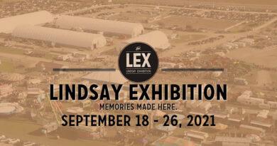 Full In-Person LEX Opens September 17th, Runs for 10 days